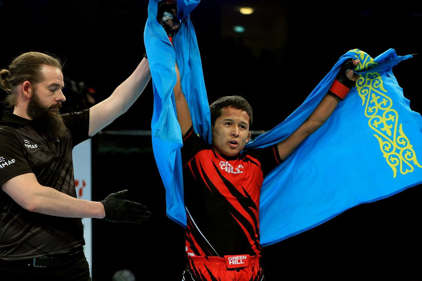 Best Male Athlete: Bagdat Zhubanysh (Kazakhstan)