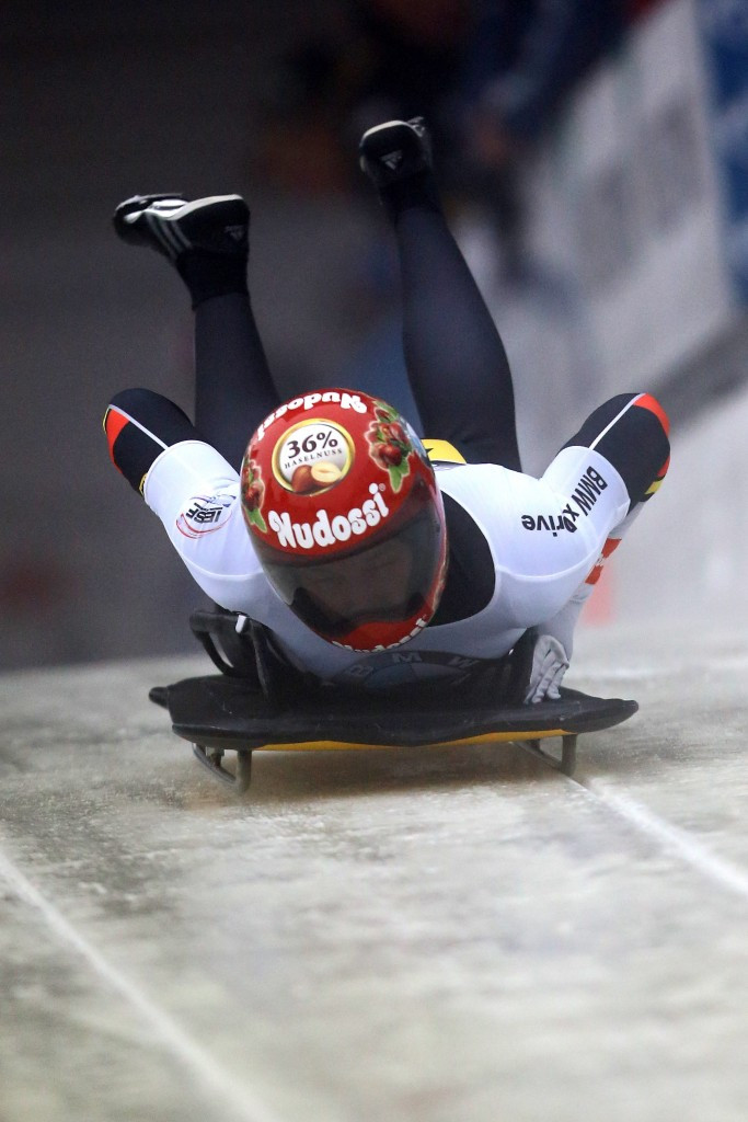Hermann takes Skeleton World Cup honours as Dukurs continues domination