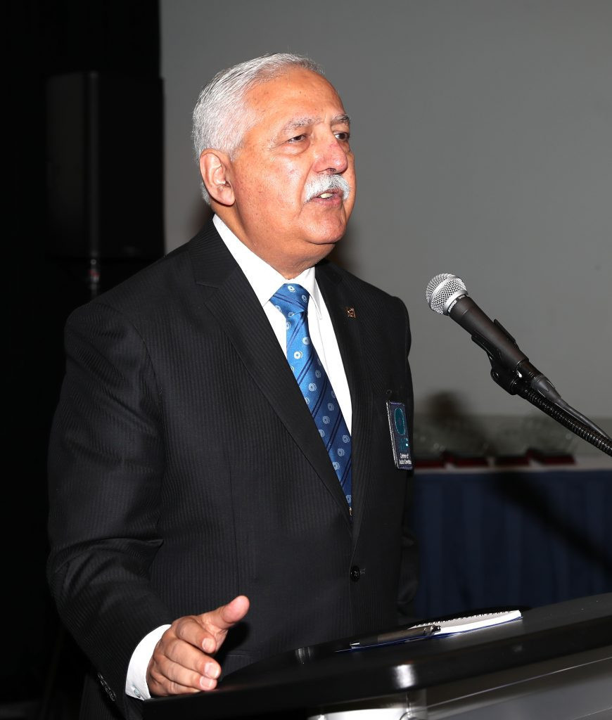 IWF Interim President Mike Irani is standing without the support of his National Federation ©IWF