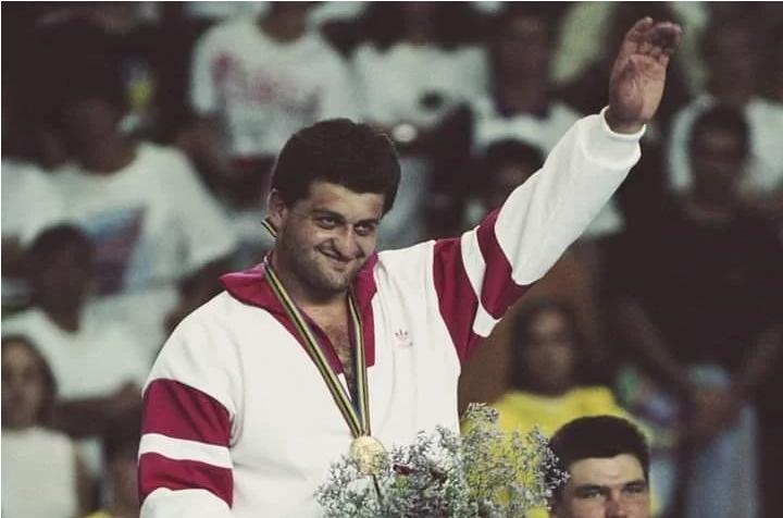 Barcelona 1992 Olympic judo champion Khakhaleishvili dies aged 49