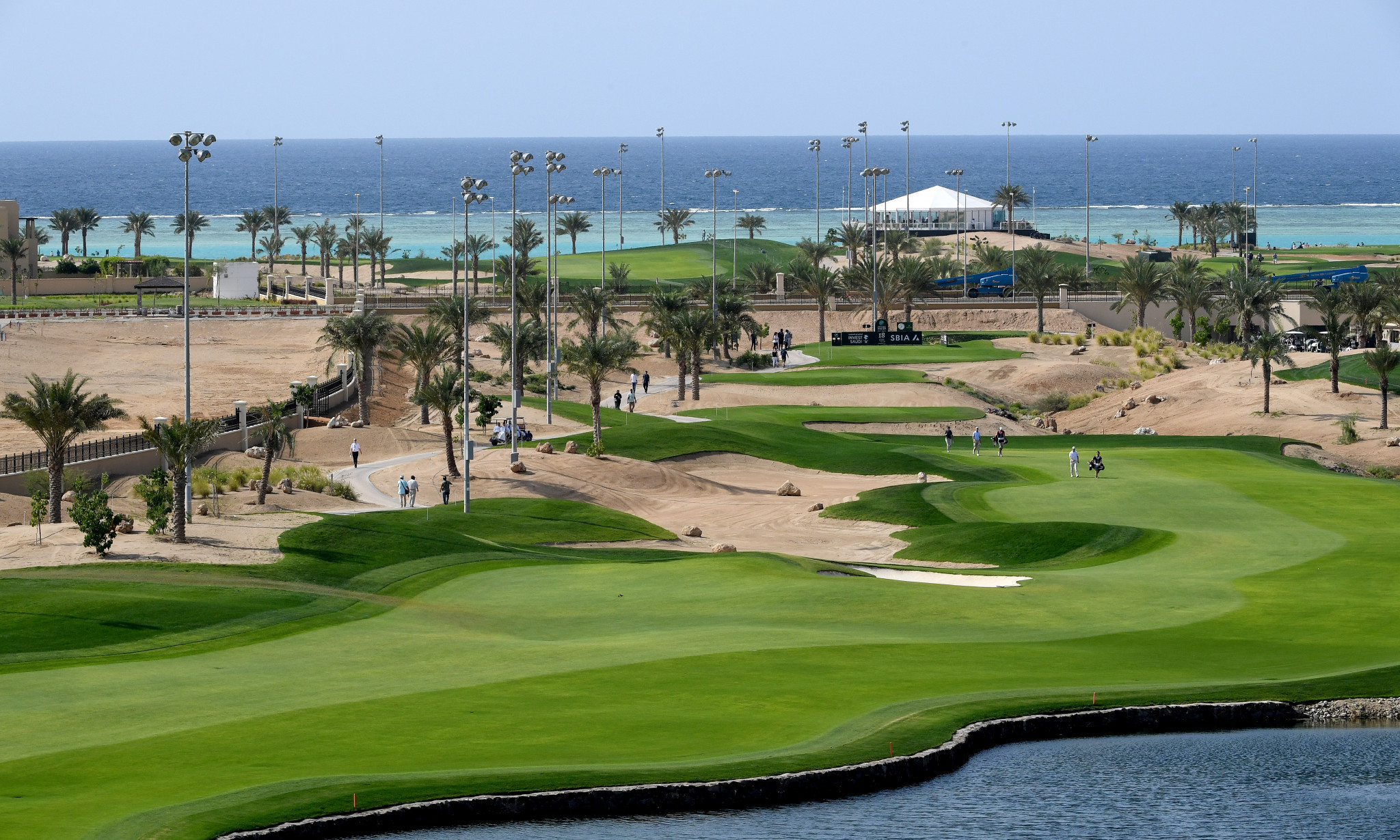 Another women's golf event is planned for the Royal Greens Golf and Country Club in Saudi Arabia ©Getty Images