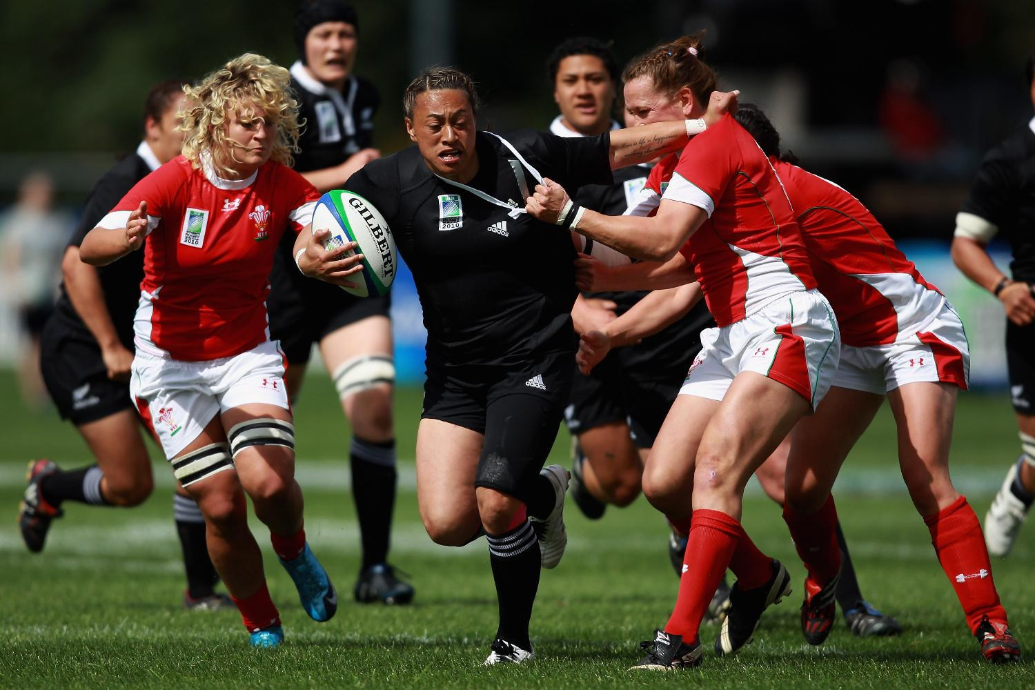 It is hoped that changes proposed by World Rugby will help make the Women's World Cup more competitive ©Getty Images
