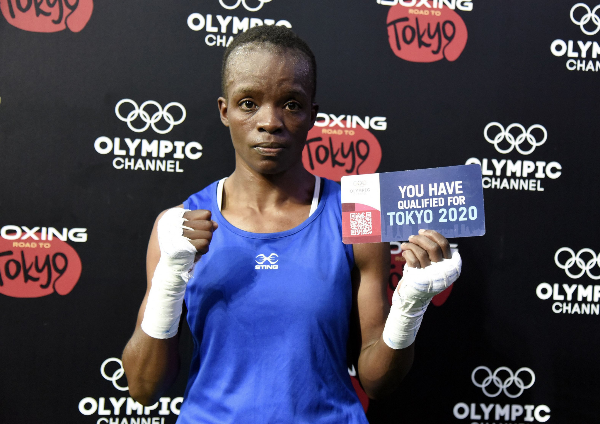 Kenyan boxing coach thanks NOC for support on road to Tokyo 2020