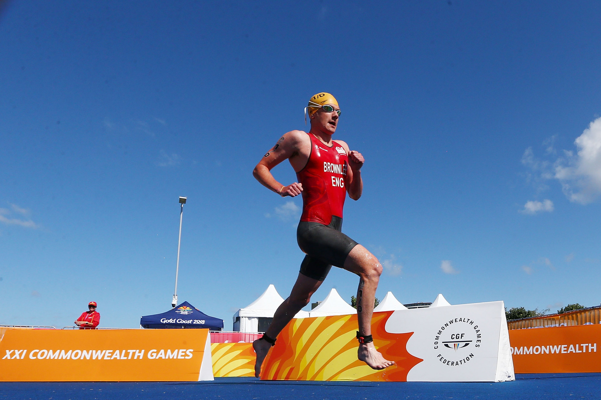 Commonwealth Games England confirm triathlon coaches for Birmingham 2022