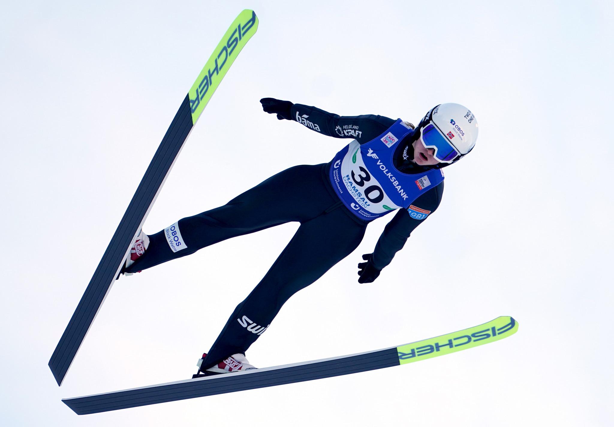 Westvold Hansen triumphs at Nordic Junior World Ski Championships