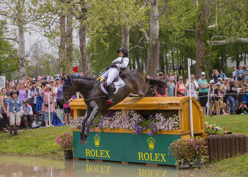 Fundraisers prevented the cancellation of the Kentucky Three-Day Event ©Kentucky Three-Day Event