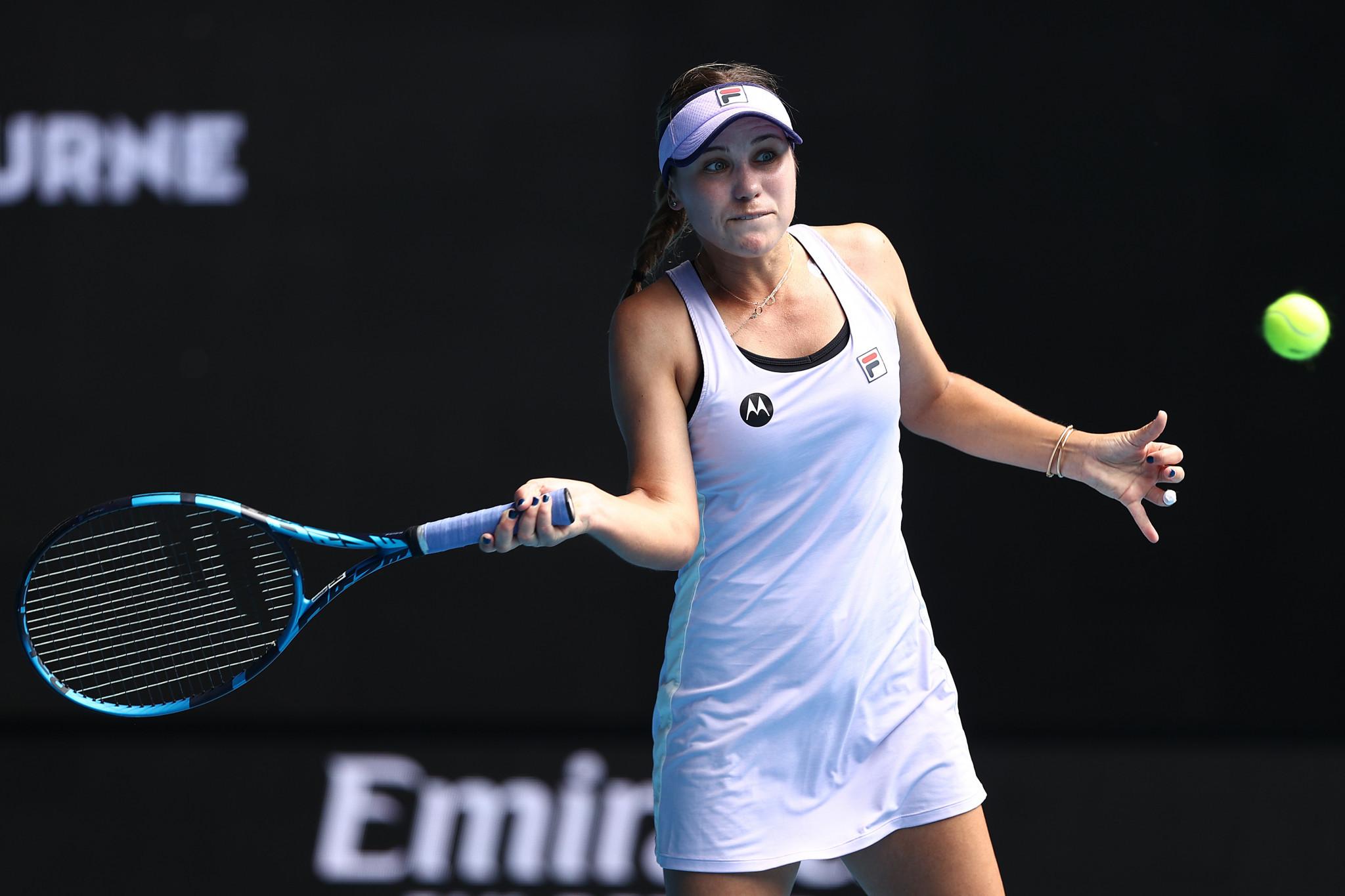 Defending women's champion Kenin dumped out of Australian Open