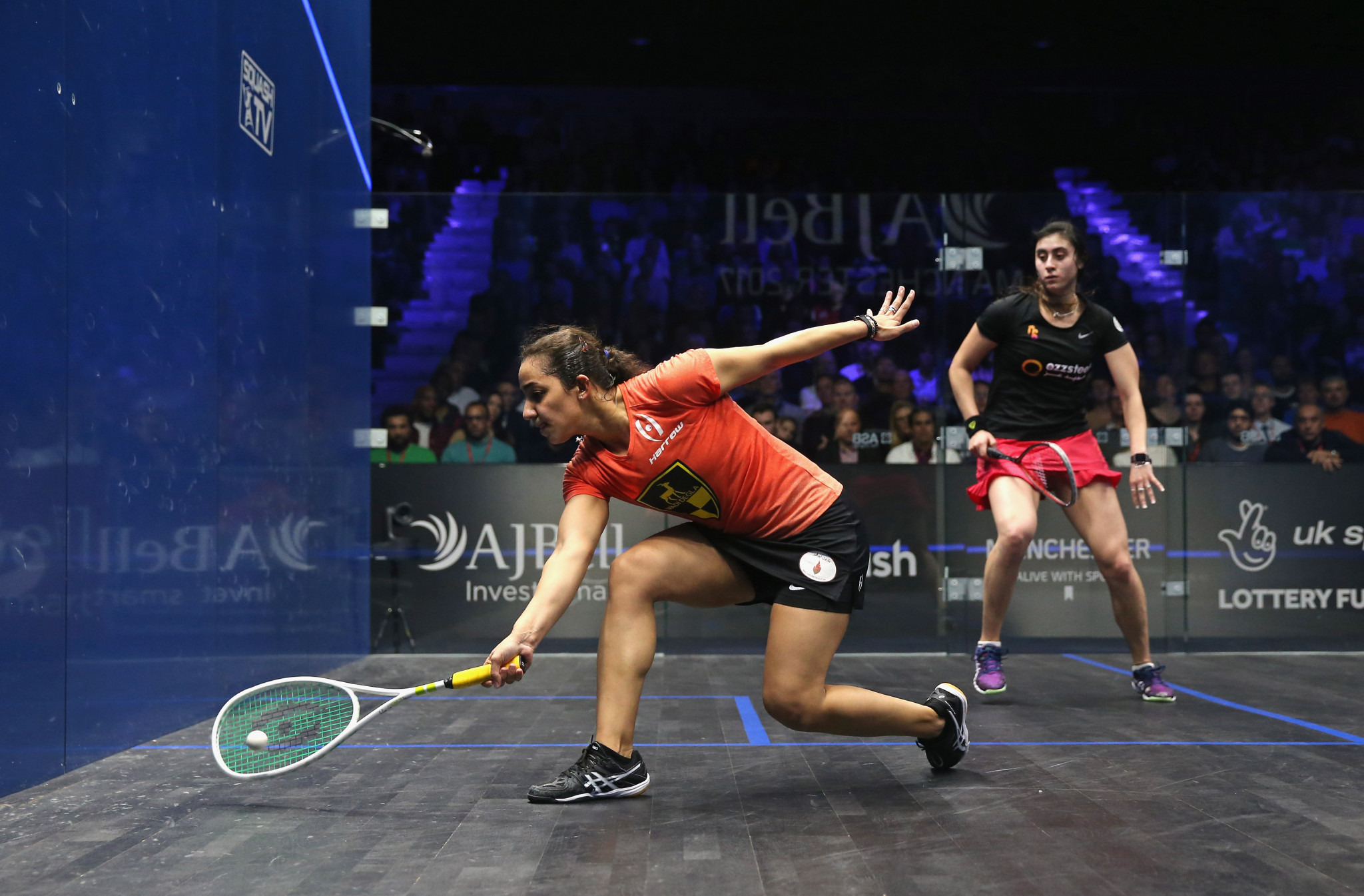 Infront will look after the monetisation of the full scope of media, betting, sponsorship and digital rights for the PSA World Championships until 2029 ©Getty Images