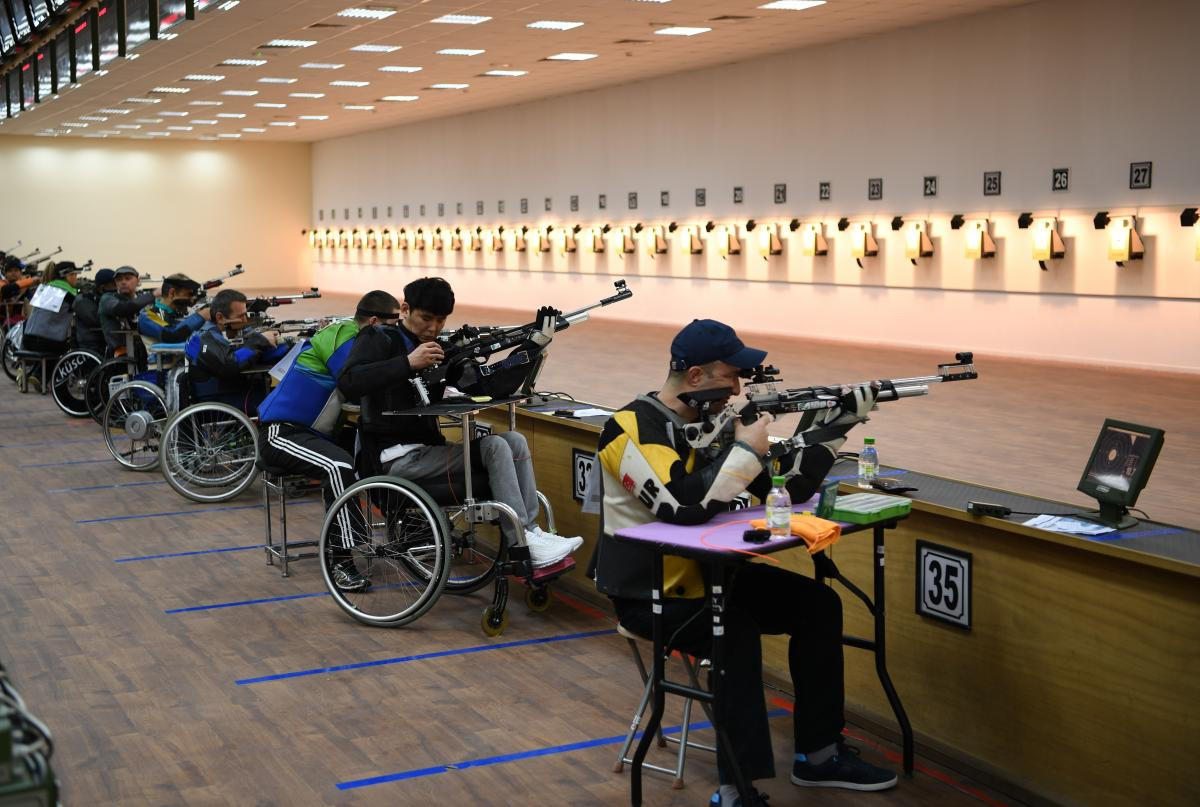 Al Ain is due to host the 2022 World Shooting Para Sport Championships ©Al Ain LOC