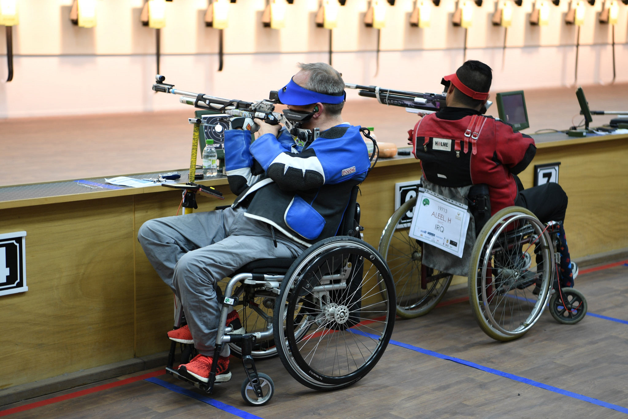The Al Ain Equestrian, Shooting and Golf Club is a regular on the Shooting Para Sport World Cup circuit ©Shooting Para Sport