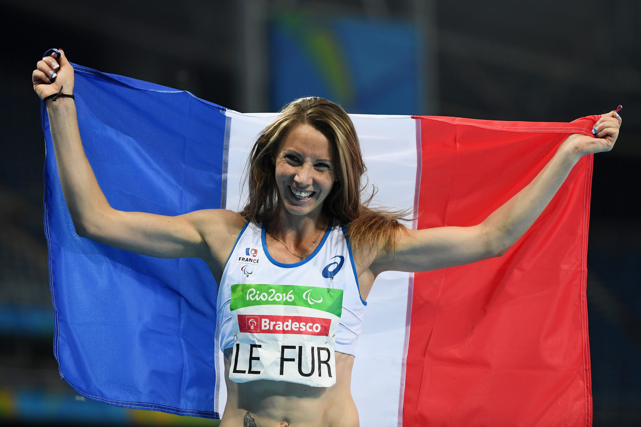 Paralympic champion Le Fur wins long jump at World Para Athletics Grand Prix