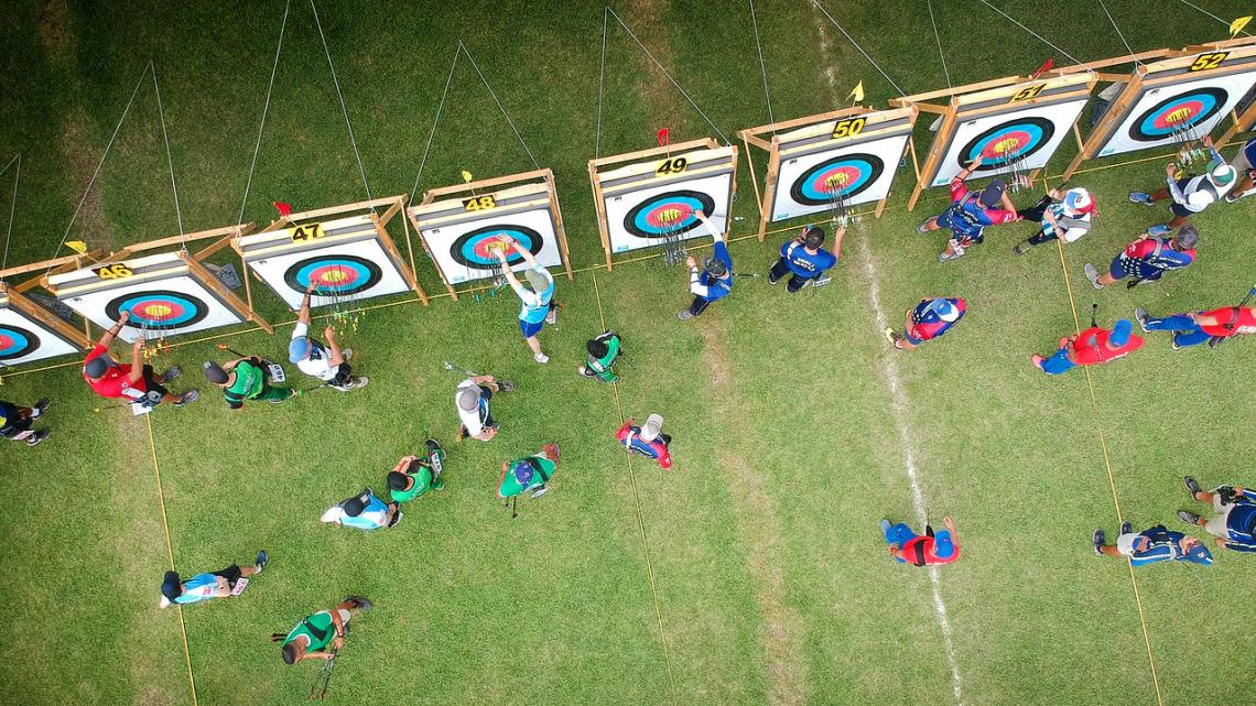 Monterrey will offer qualification opportunities for the Tokyo 2020 Olympic and Paralympic Games ©World Archery