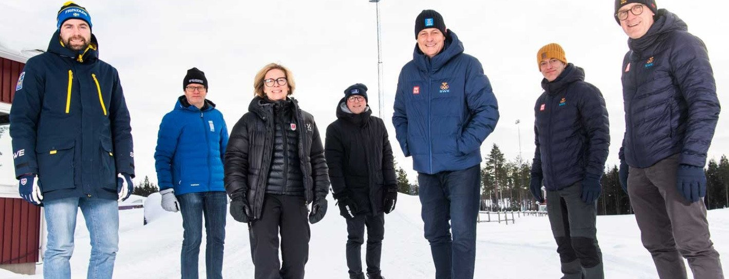 Swedish NOC partners with university to boost Winter Olympic medal haul