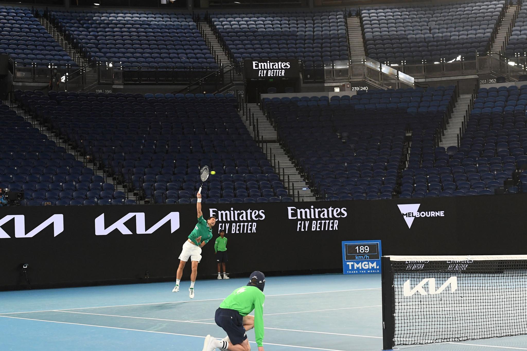Djokovic and Thiem win five-set thrillers on Australian Open day five