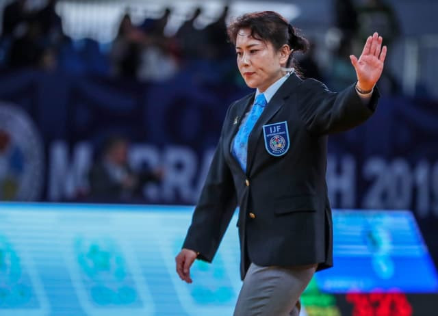 International Judo Federation announces referees for Tokyo 2020 Olympics and Paralympics