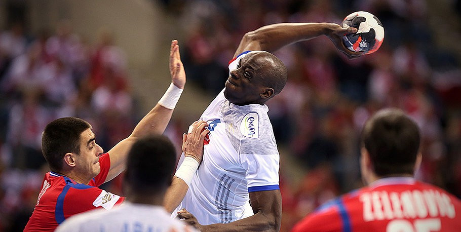 Holders France and hosts Poland advance to next round of European Men's Handball Championship