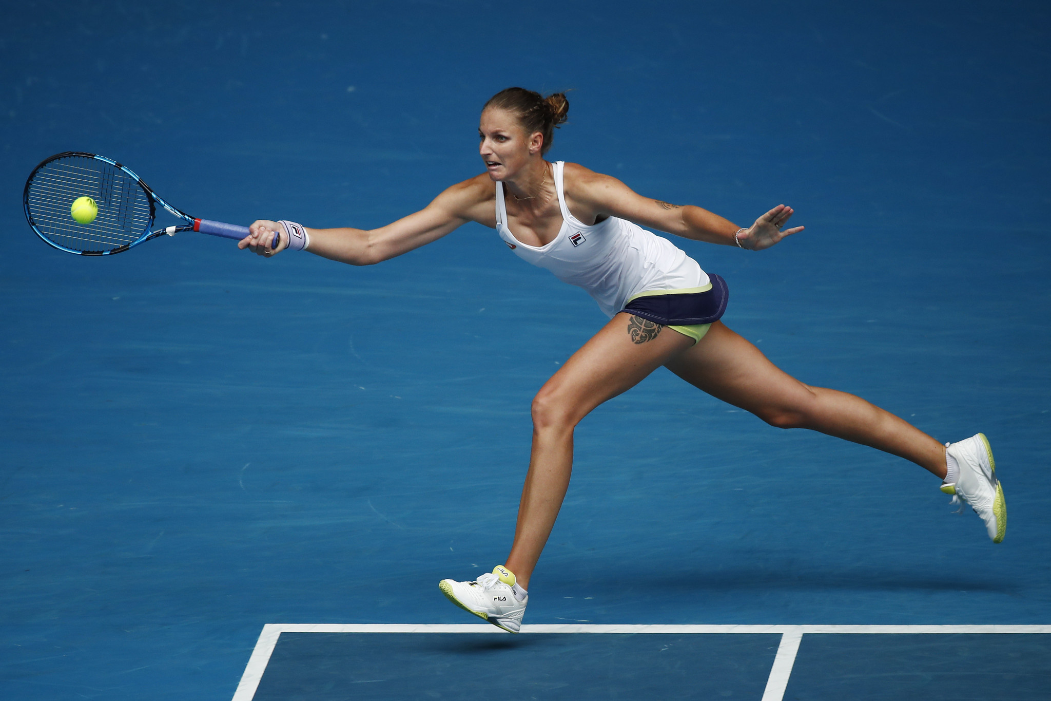 Plíšková suffers third-round exit as Barty and Nadal advance at Australian Open