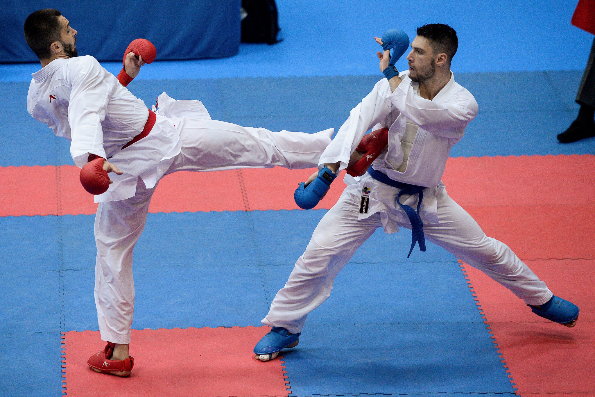 The World Karate Federation has been forced to postpone the 2021 Mediterranean Championship ©Getty Images