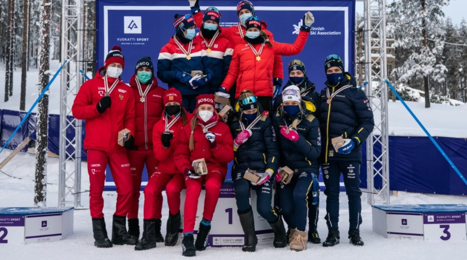 Double relay success for Norway at Nordic Junior World Ski Championships