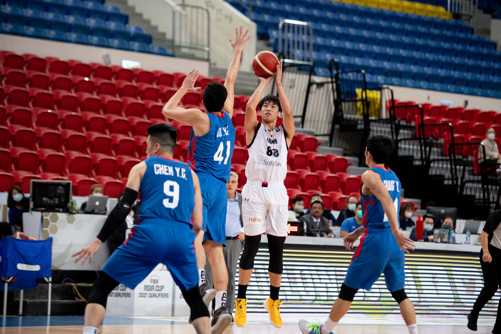 FIBA Asia Cup qualifiers in Doha postponed due to COVID-19 restrictions
