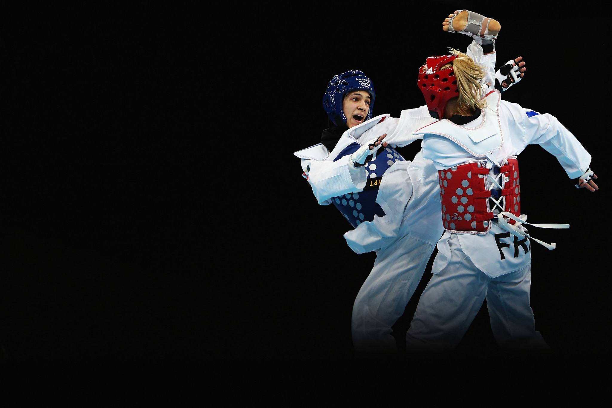 The Paris 2024 taekwondo venue will be named after Alice Milliat ©Getty Images