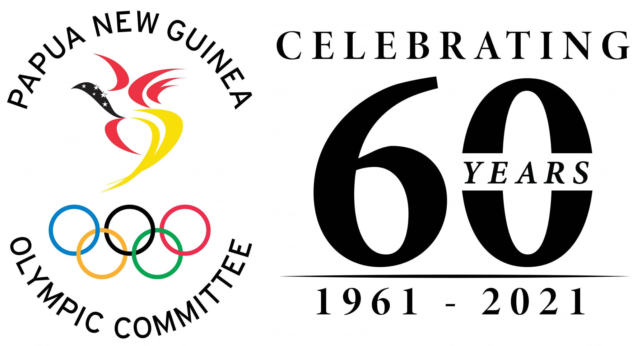 Papua New Guinea Olympic Committee launches 60th anniversary logo