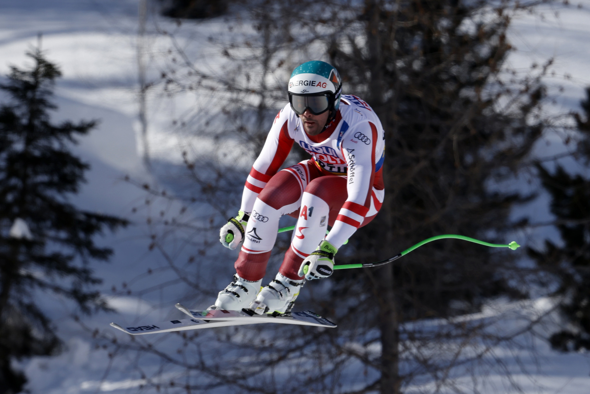 Kriechmayr earns rare double with downhill triumph at FIS Alpine World Ski Championships