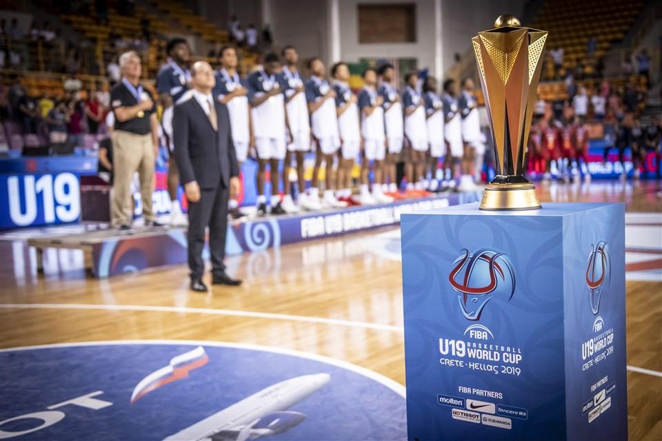Latvia named hosts of FIBA 2021 Under-19 Basketball World Cup