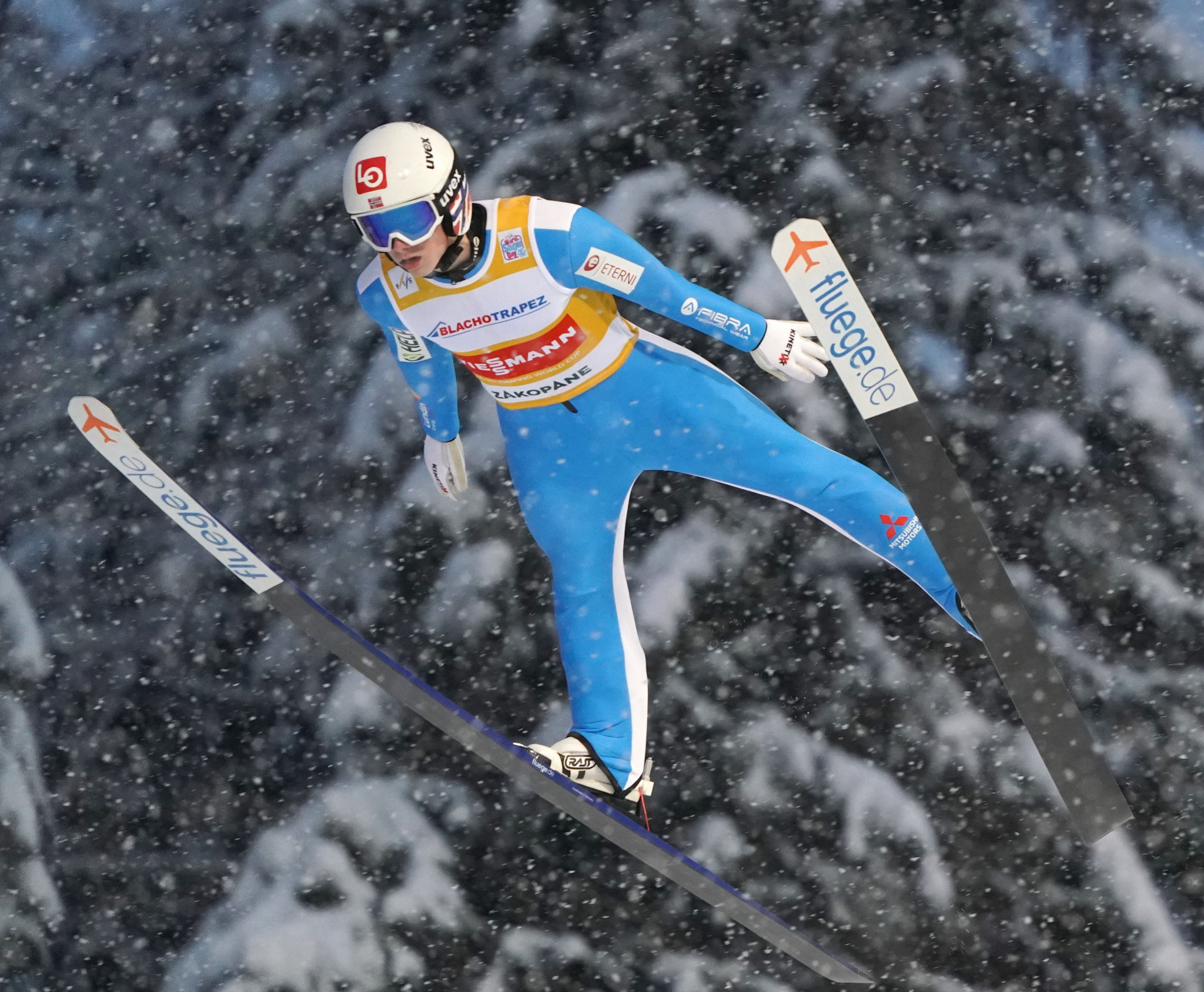 Granerud step closer to overall Ski Jumping World Cup title with Zakopane win
