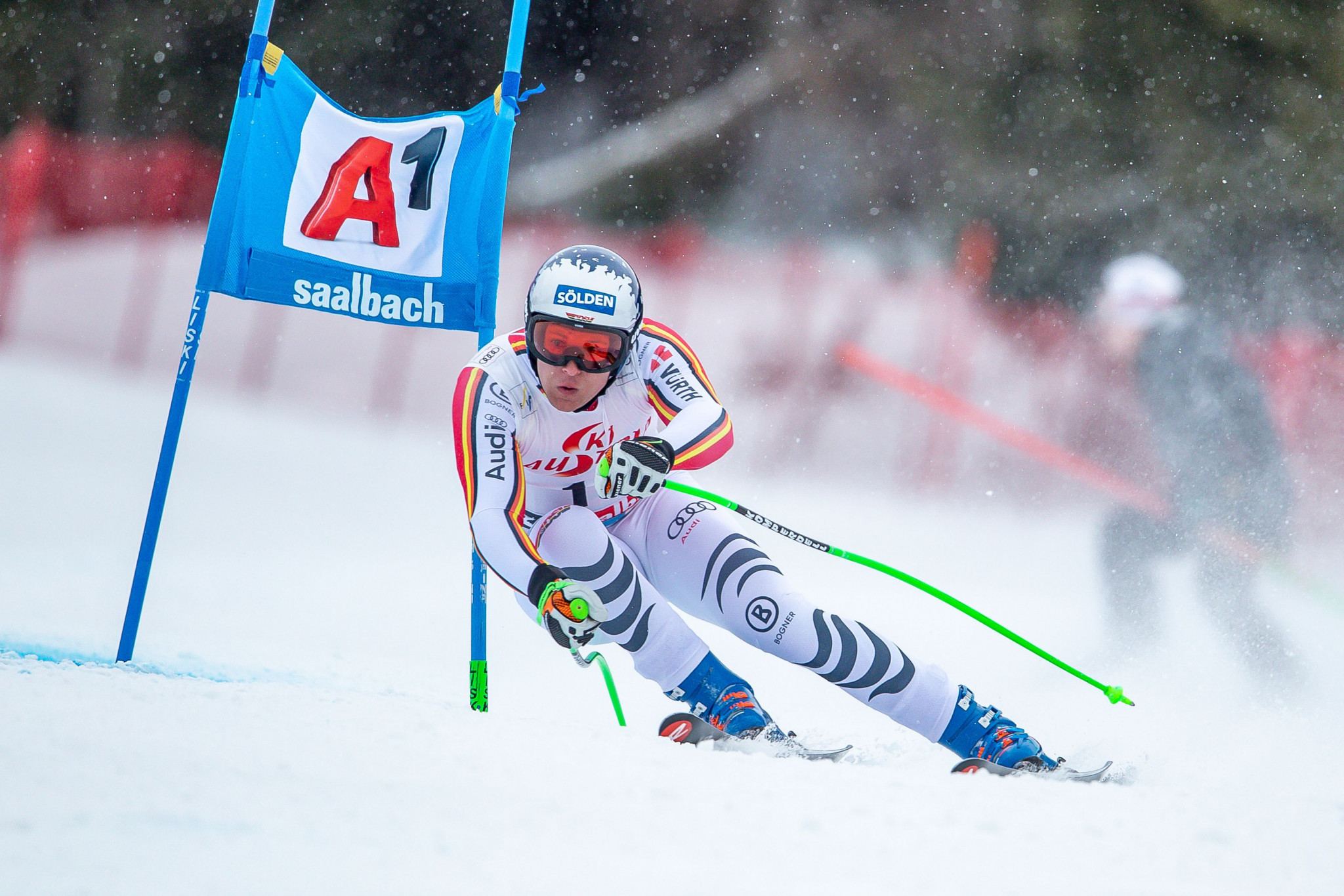 Saalbach is to stage races cancelled for coronavirus reasons for the second season in a row ©Getty Images