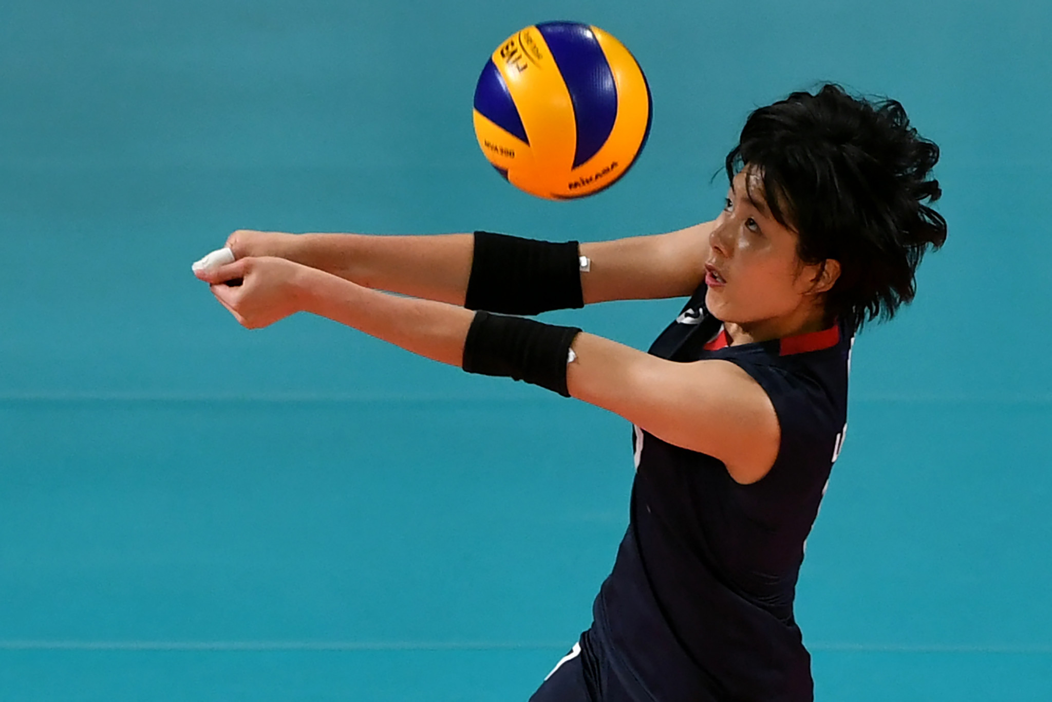 South Korean volleyball twins face Tokyo 2020 ban over school bullying claims