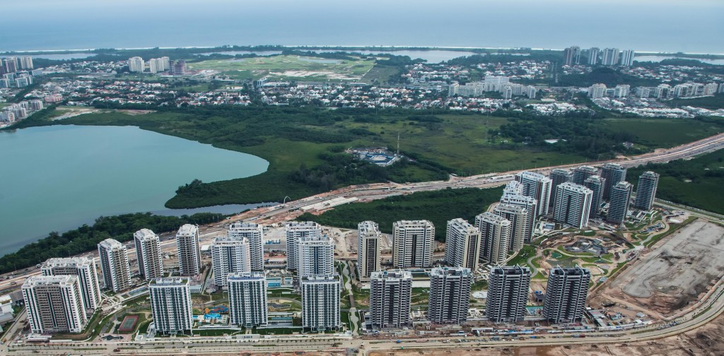 The Rio 2016 Olympic and Paralympic Village is set to be a key focus of security operations
