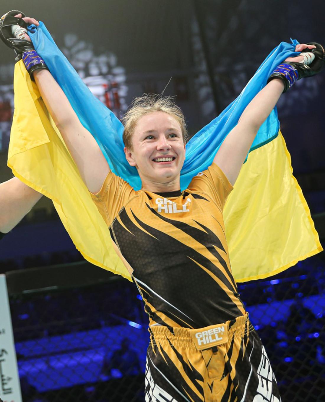 Anastasiya Svetkivska