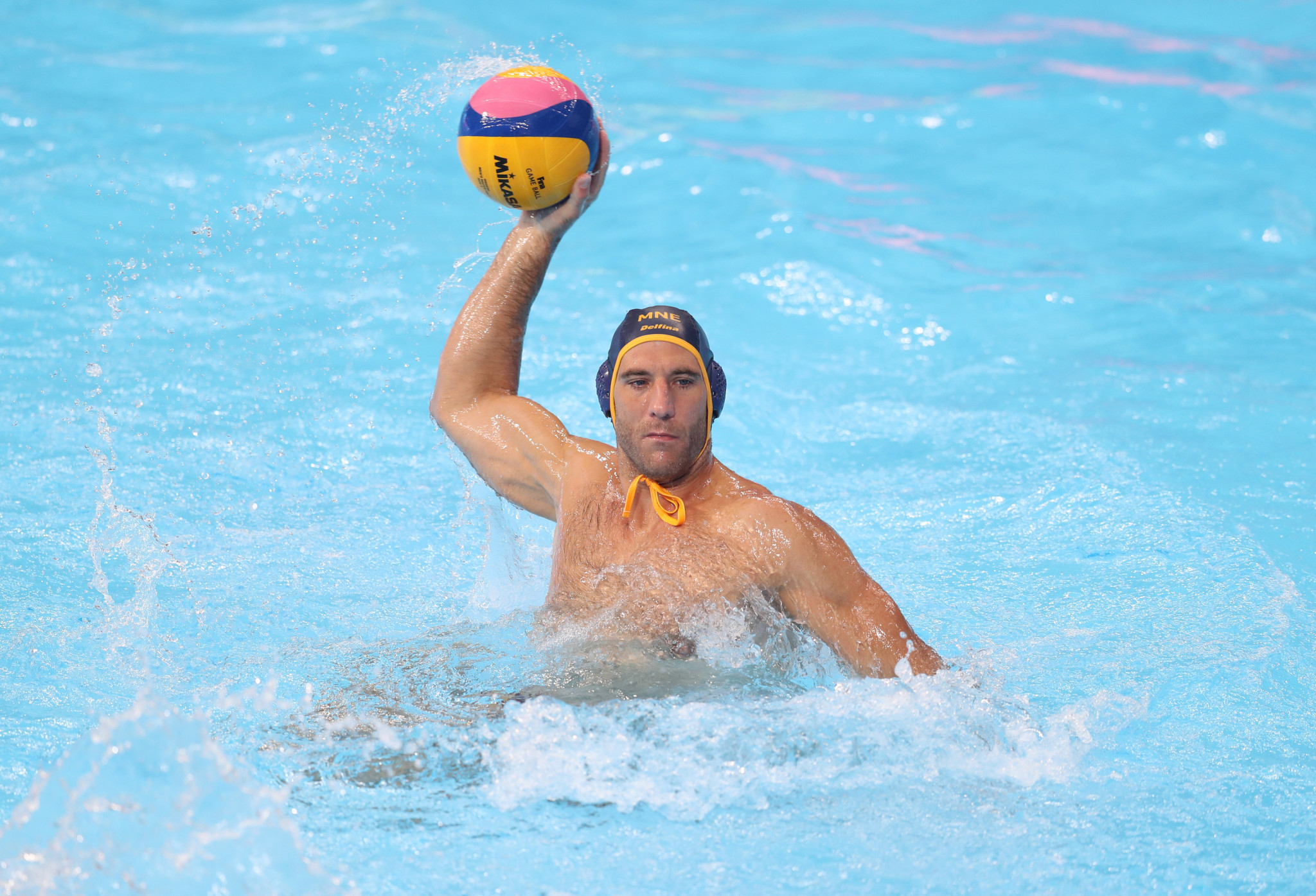 Montenegro start men's water polo Olympic qualification campaign with emphatic win