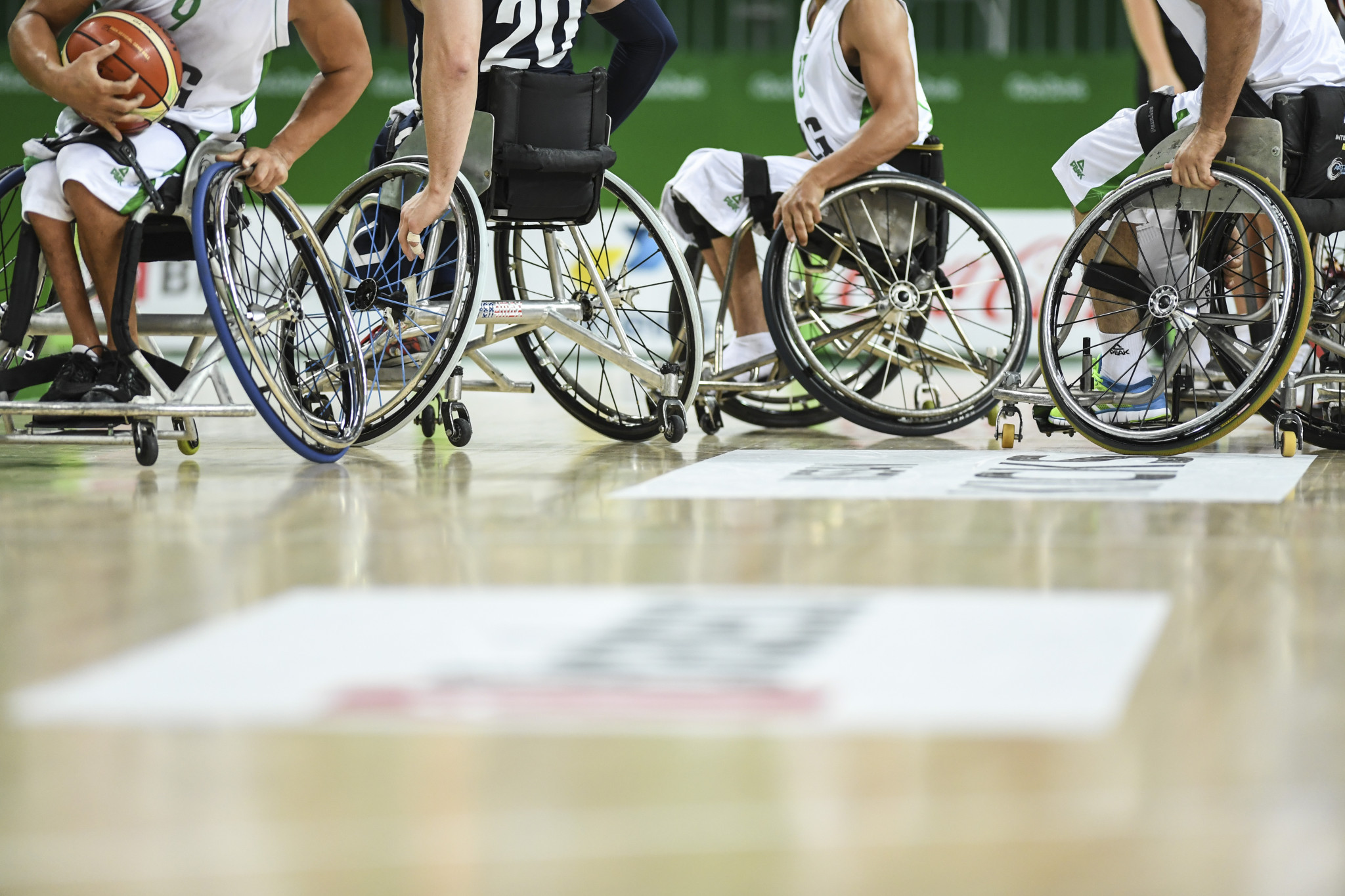 The IWBF has completed the first part of the second phase of its classification reassessment process ©Getty Images