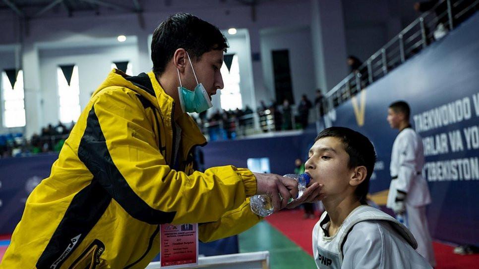 Turgunov hopeful of coaching at international taekwondo events after becoming Uzbek citizen