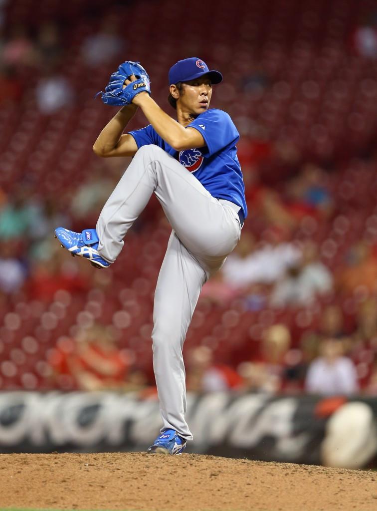 Lim Chang-yong has previously represented MLB's Chicago Cubs