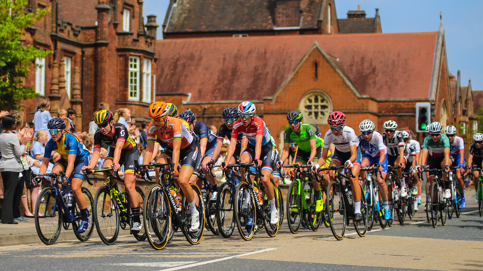 The Women's Tour starts in Oxfordshire and finishes in Suffolk ©Women's Tour