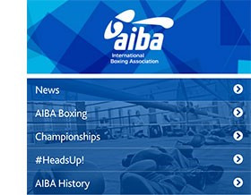 AIBA Boxing Section