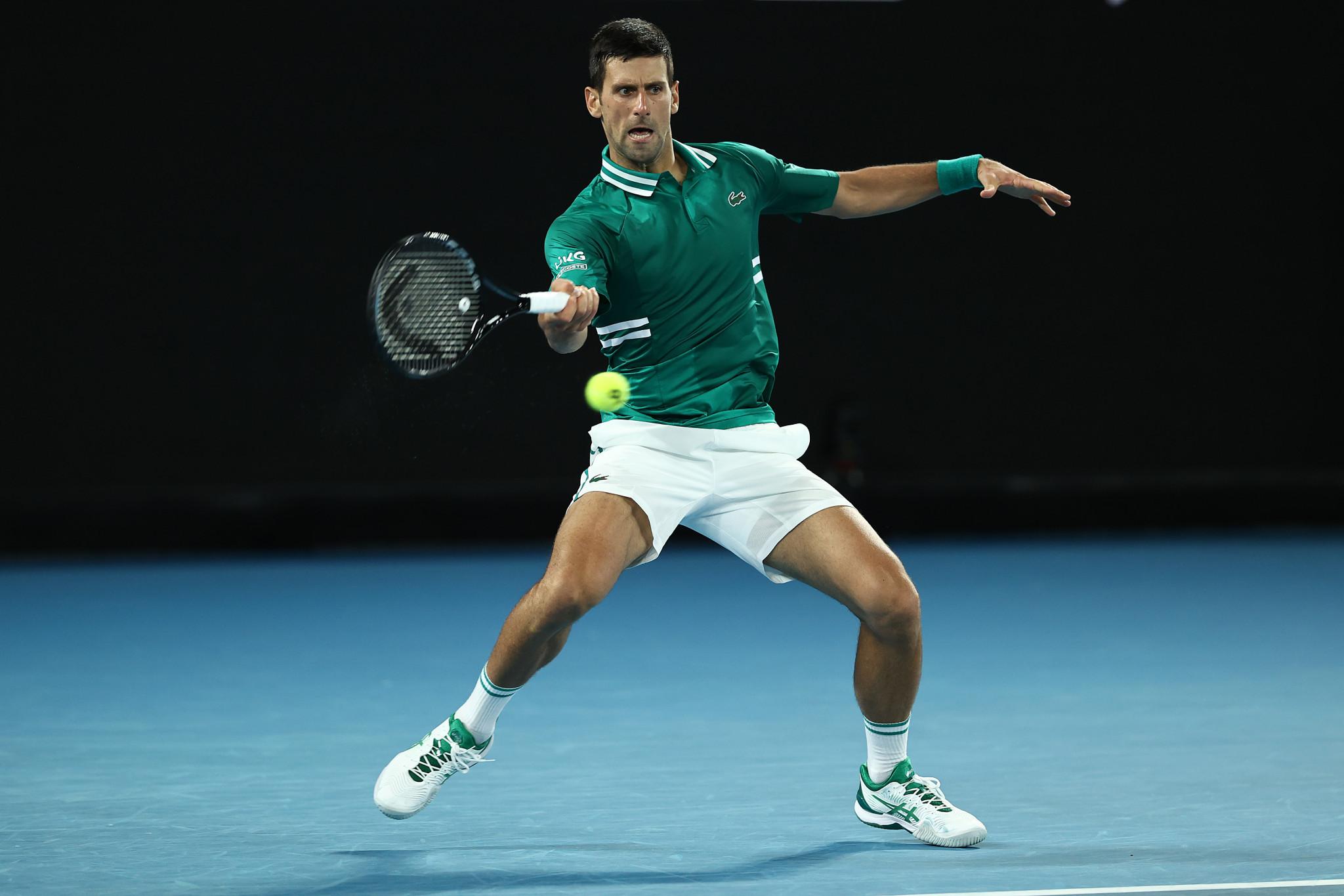 Djokovic fights back against Zverev to reach Australian Open semi-finals