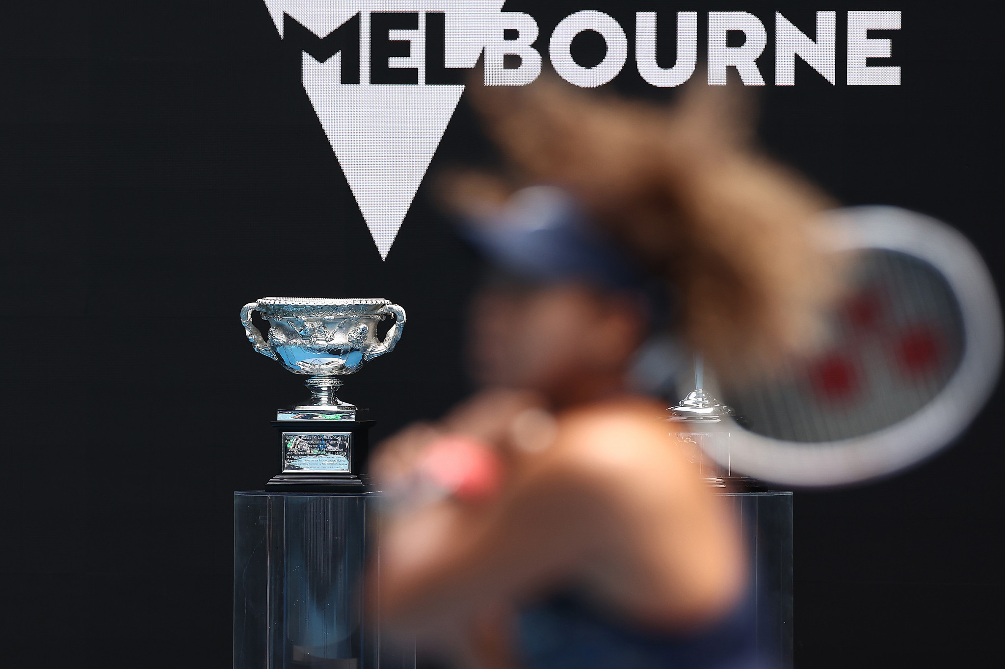 Osaka previously won the Australian Open in 2019 ©Getty Images