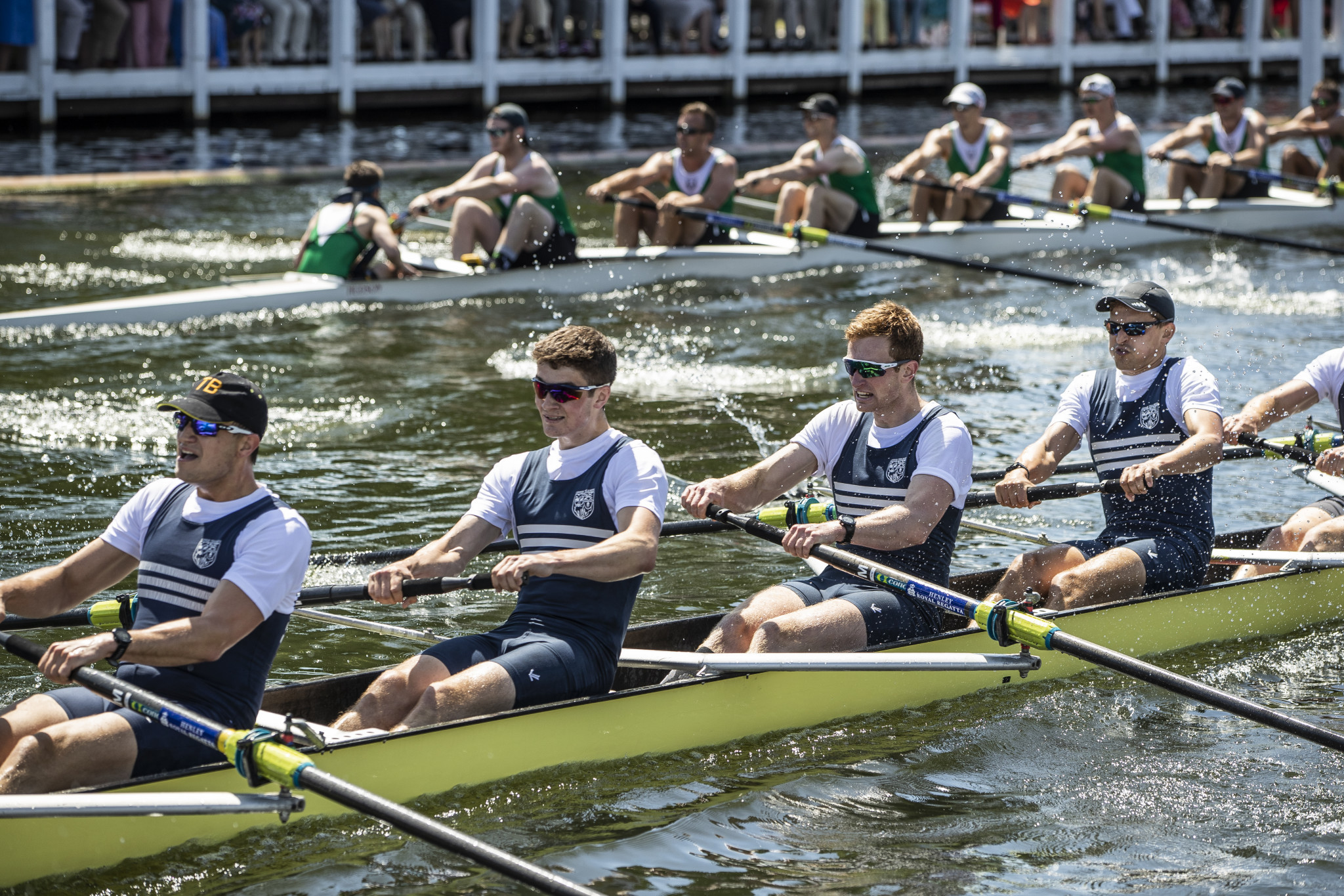 Henley Royal Regatta postponed due to coronavirus pandemic