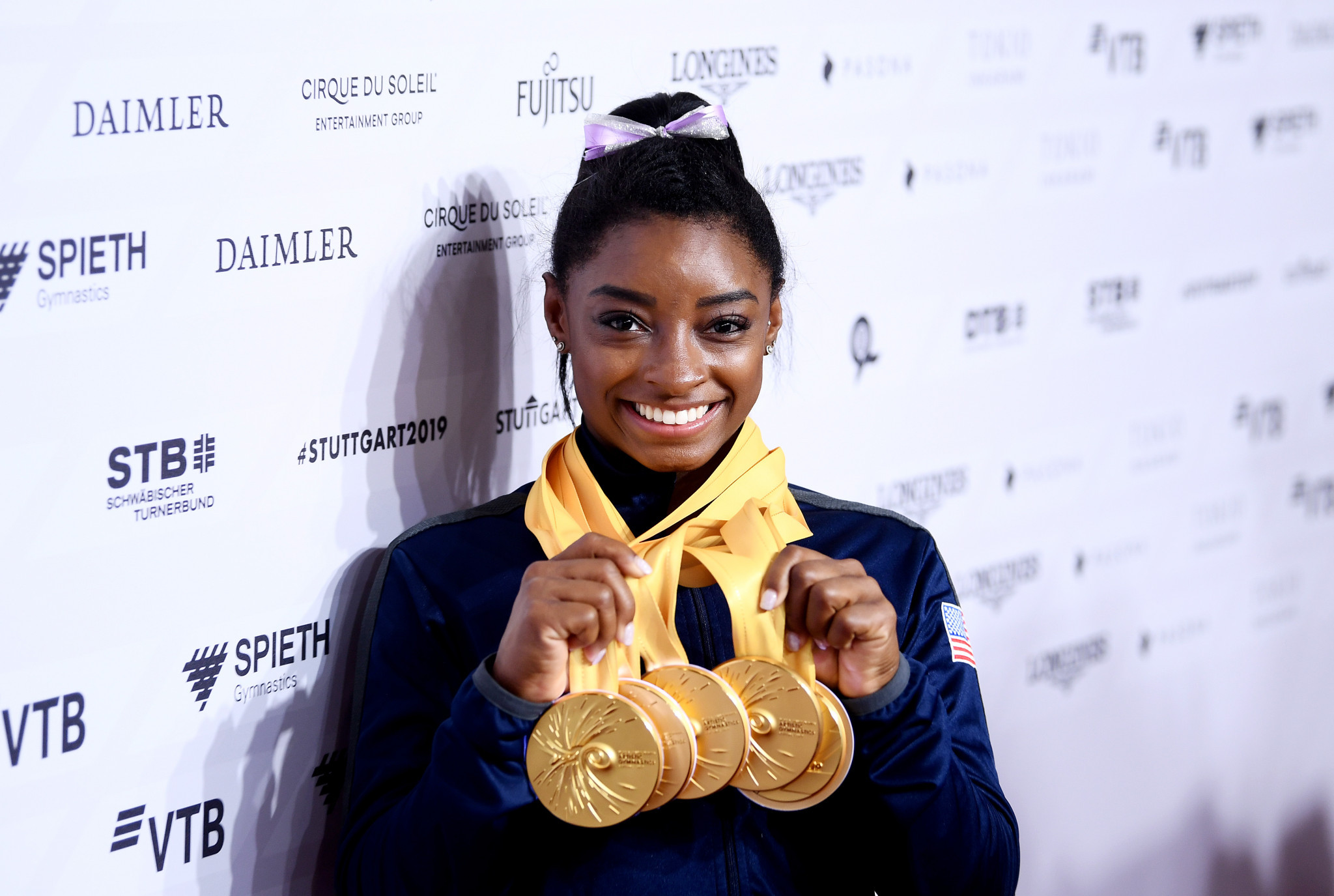 Biles would not want daughter to be part of USA Gymnastics system