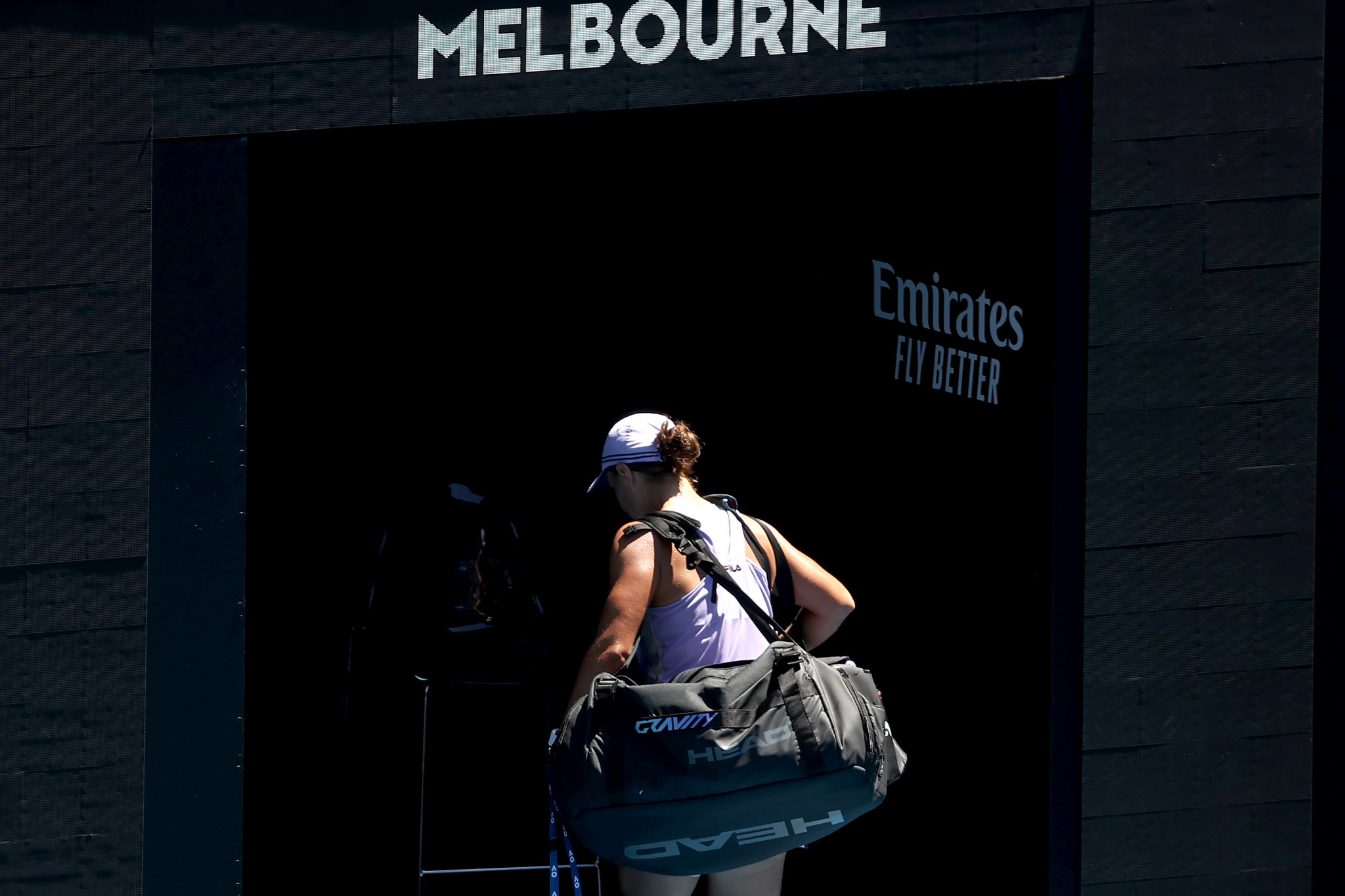 Barty and Nadal stunned in quarter-finals on day of comebacks at Australian Open