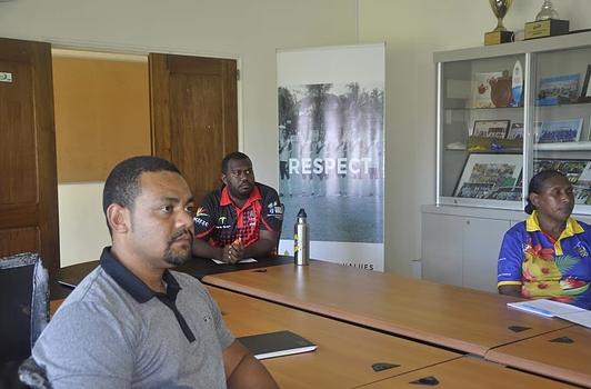 Vanuatu NOC starts 2021 with National Federations Awareness Week workshops