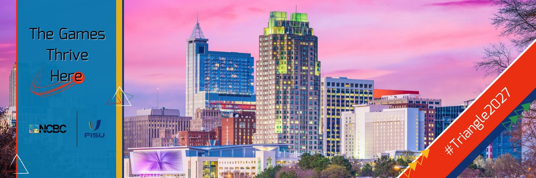 North Carolina bid for 2027 Summer World University Games receives national backing