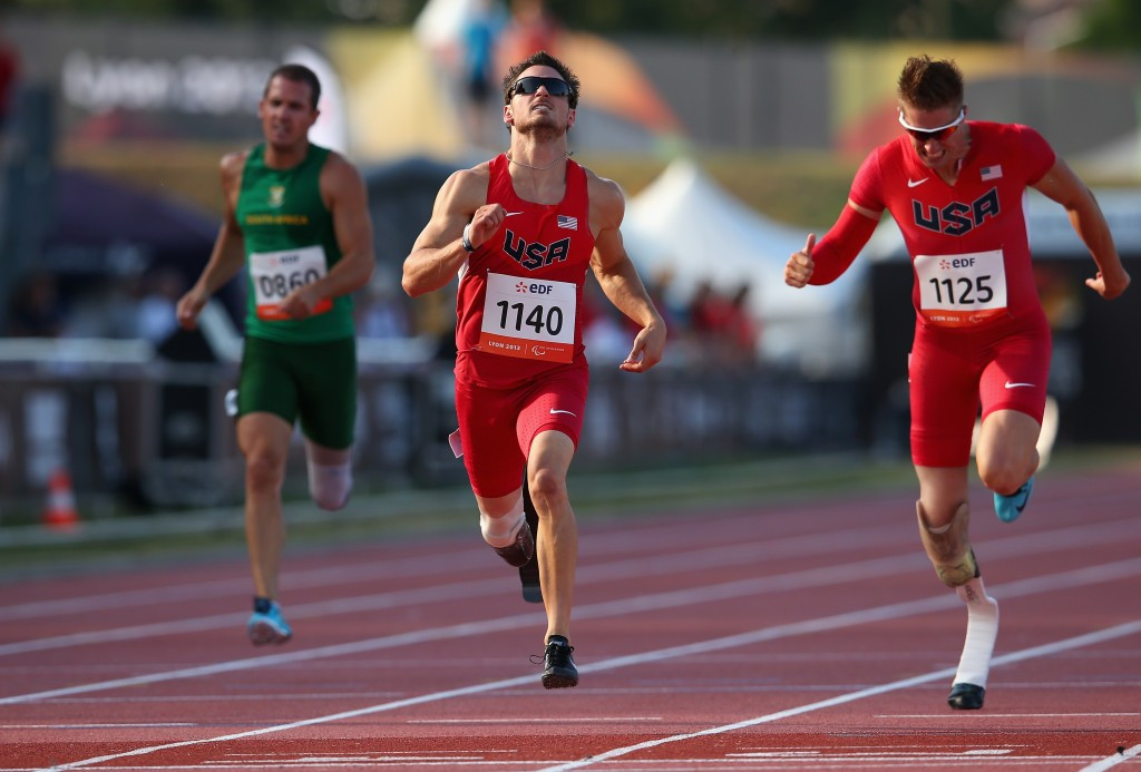 Hosts United States name strong team for IPC Athletics Grand Prix
