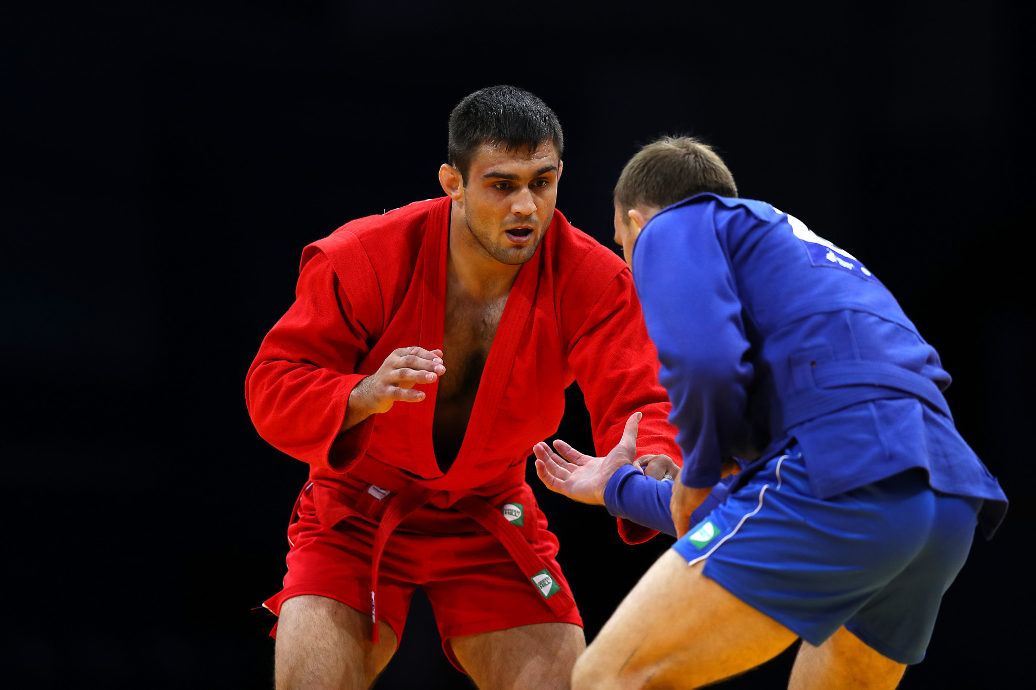 Sambo was granted provisional IOC recognition in 2018 ©Getty Images