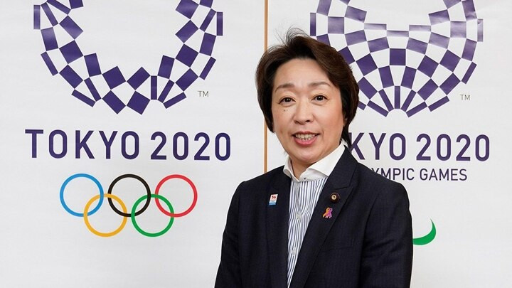 Seiko Hashimoto is the new President of the Tokyo 2020 Organising Committee ©Tokyo 2020