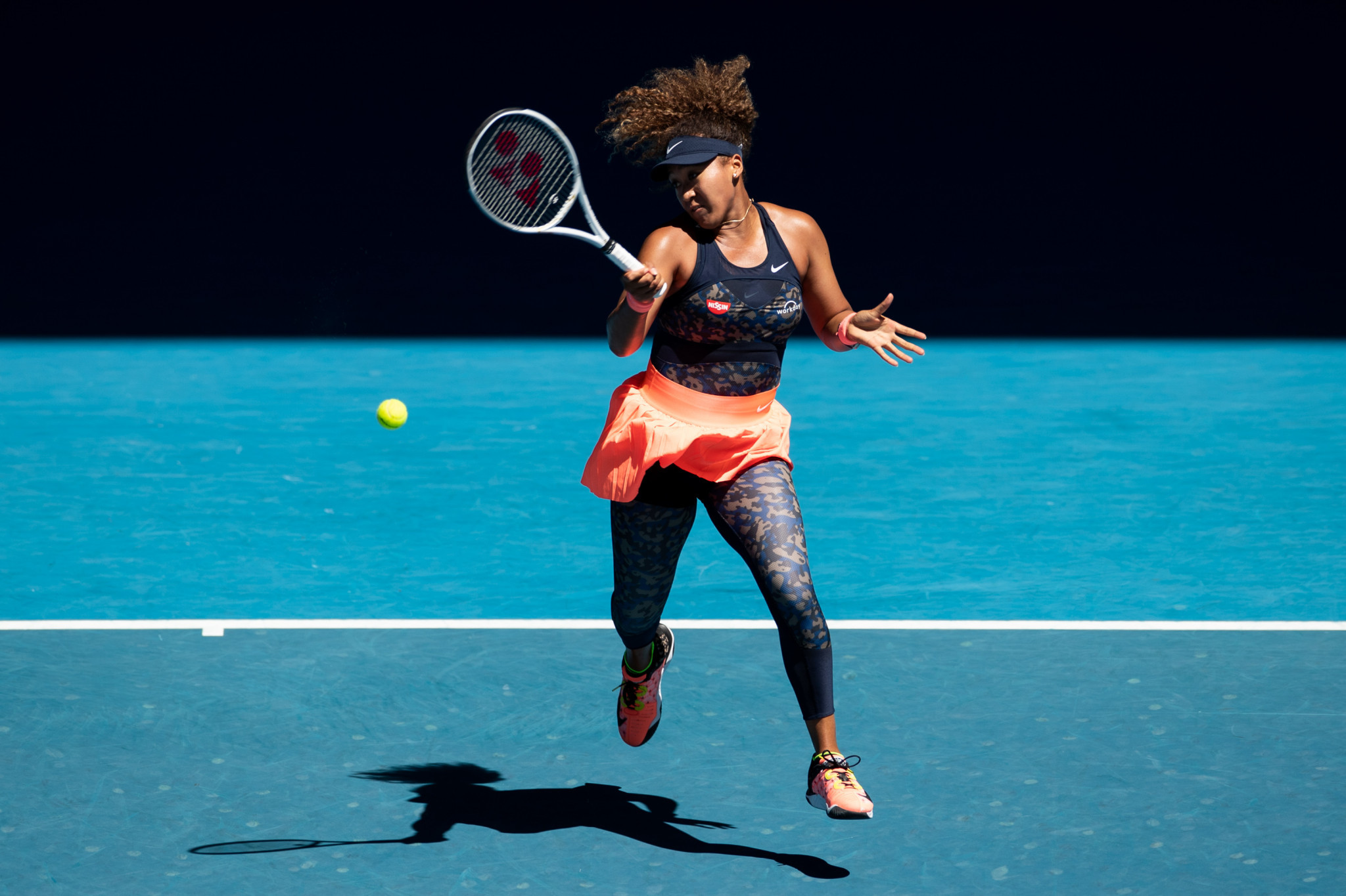 Osaka overcomes Williams to reach Australian Open final